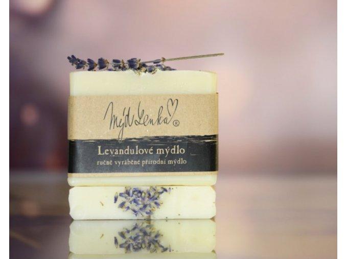 Levandulové mýdlo Mýdlenka