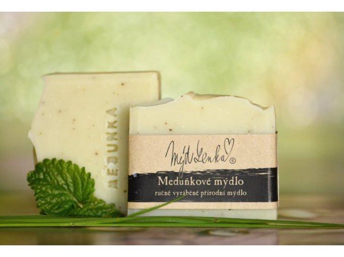 Meduňkové mýdlo Mýdlenka