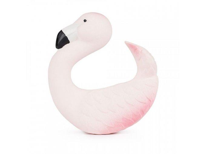 Náramkové hryzátko Sky Flamingo