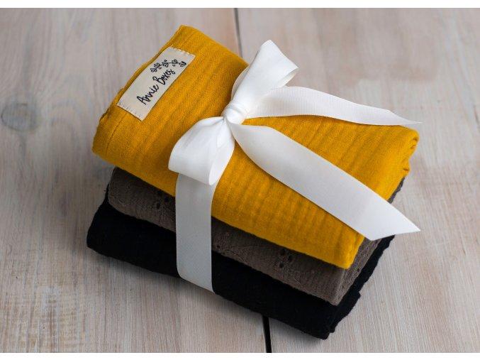 Mušelínový balíček *2*