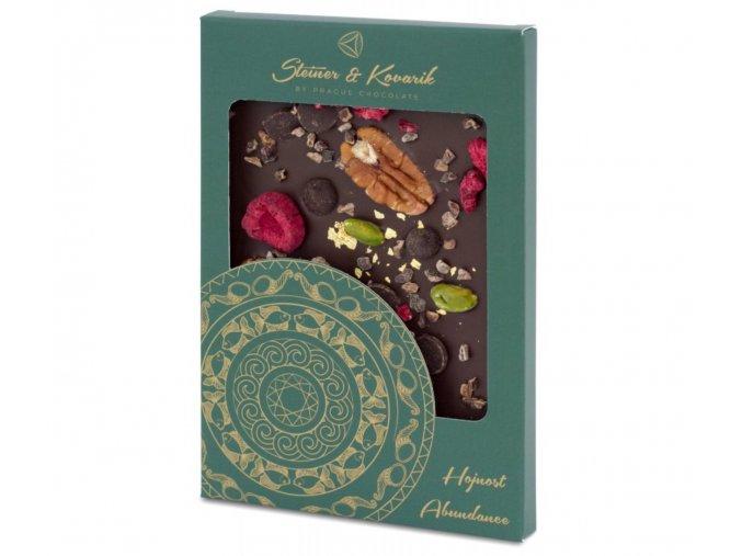 Čokoláda Mandala Hojnosti