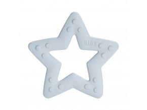 Hryzátko Bitie Star BabyBlue 1