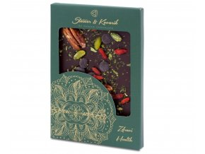 Čokoláda Mandala Zdraví