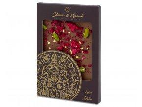 Čokoláda Mandala Lásky