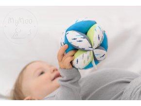 Úchopový míček Rybičky