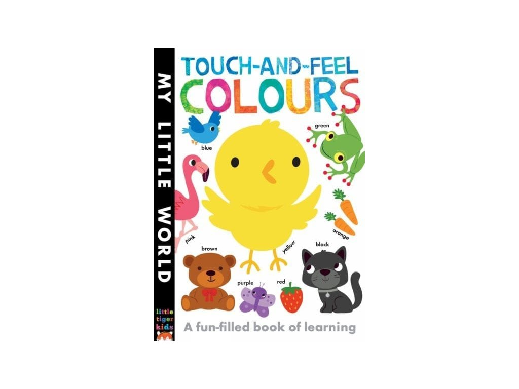 Touch and feel (colours)