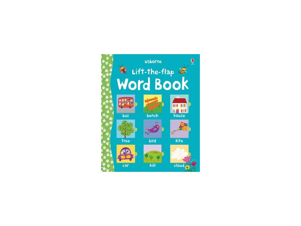 Lift-the-flap: Word Book