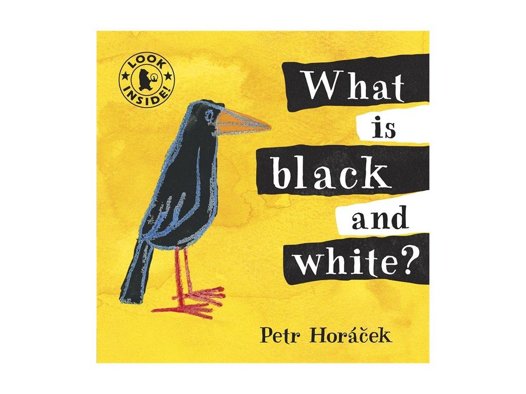 What black white