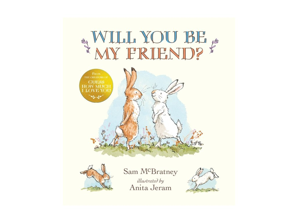 Will you by my friend