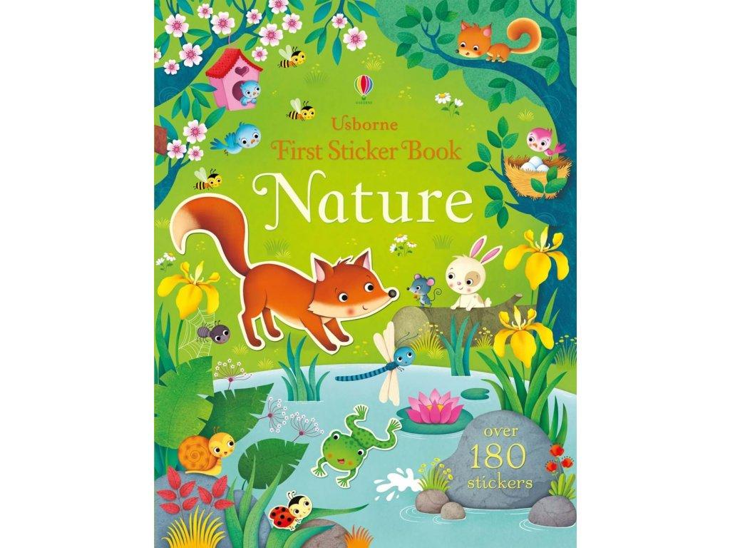 9781409597476 first sticker nature