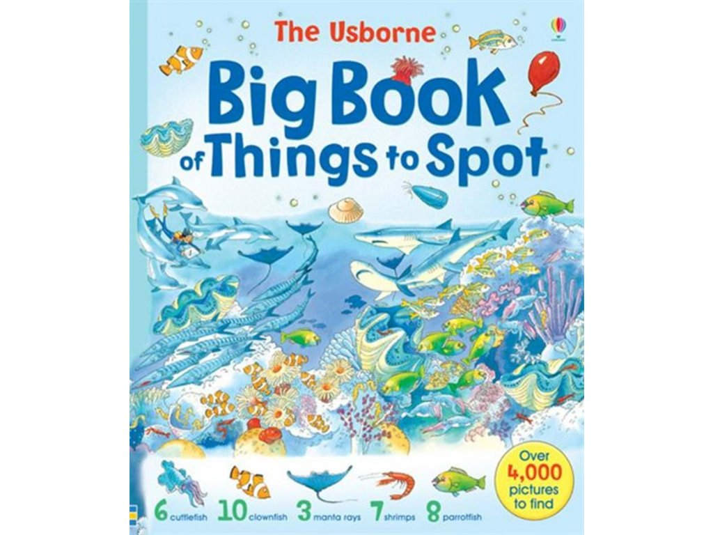 big book things to spot