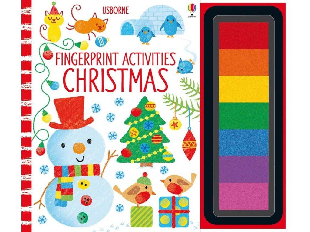 9781474927963 fingerprint activities christmas