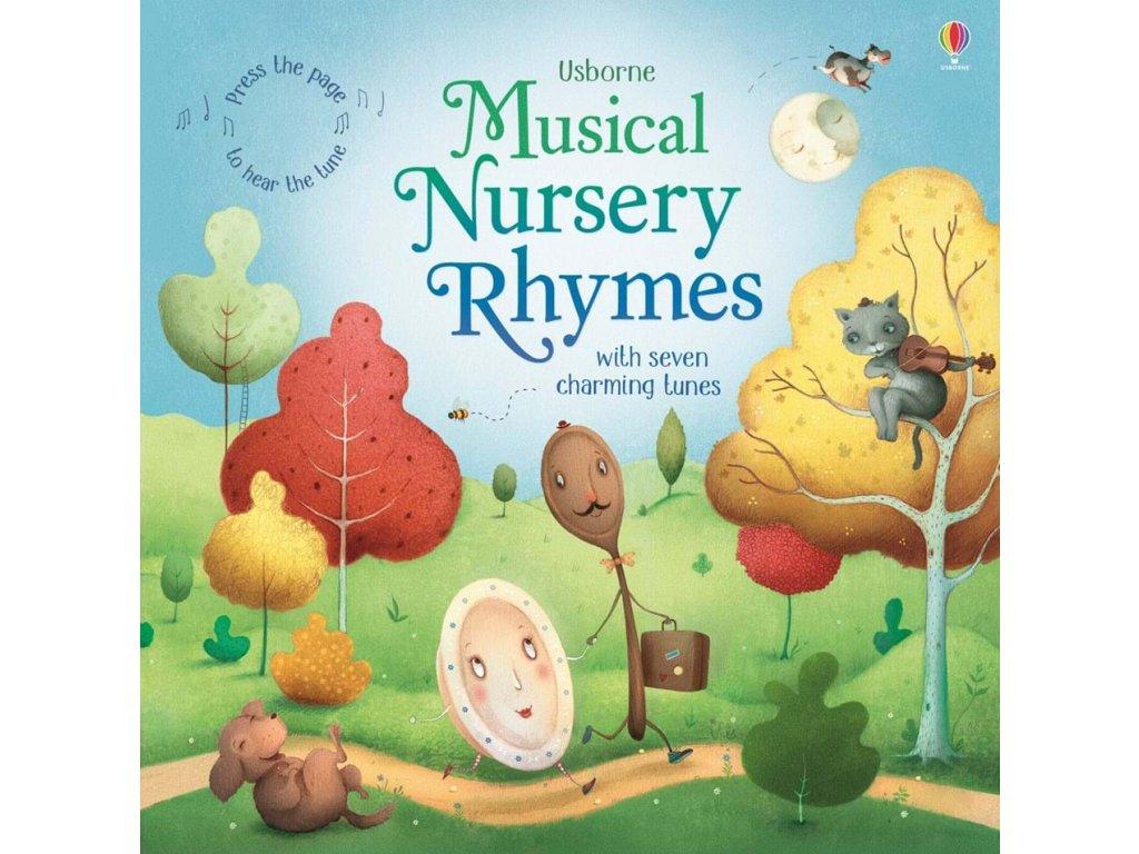 9781474918985 musical nursery rhymes