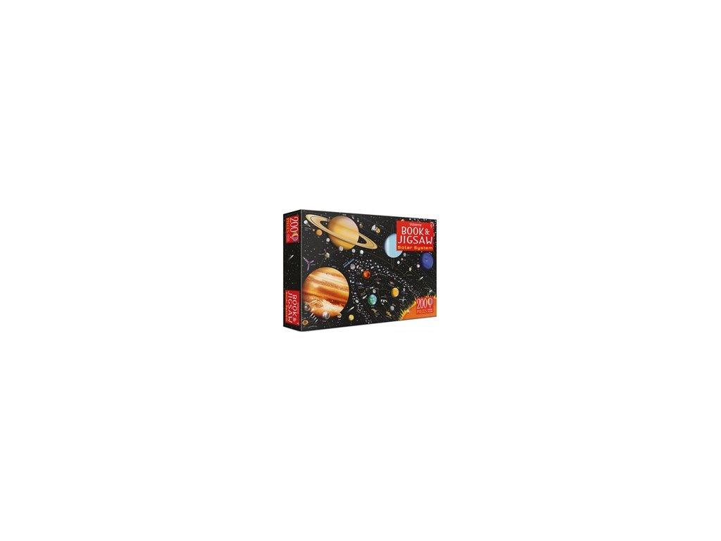 solar system jigsaw 3d