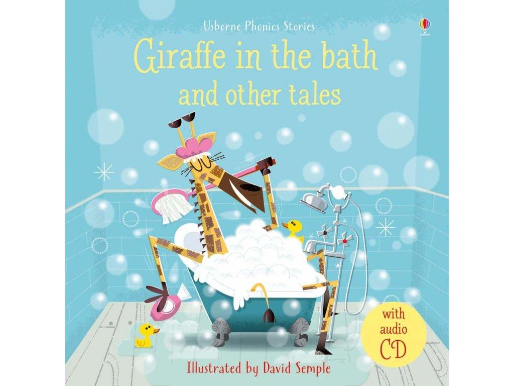 9781474950527 giraffe in the bath cd
