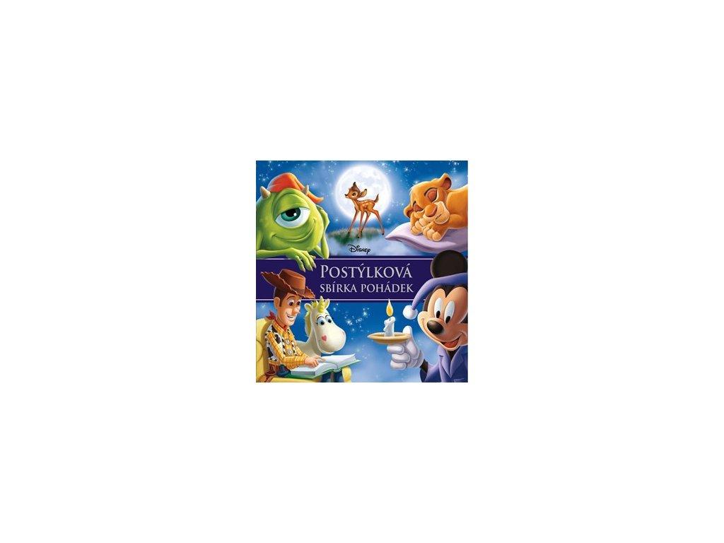 0046372269 Disney postylkova sbirka pohadek cz v