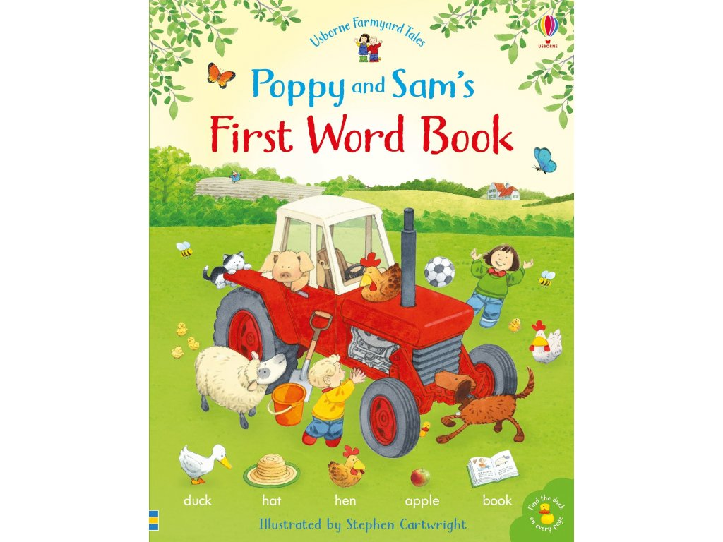 poppy first word