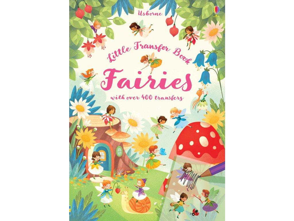 fairies transfer book