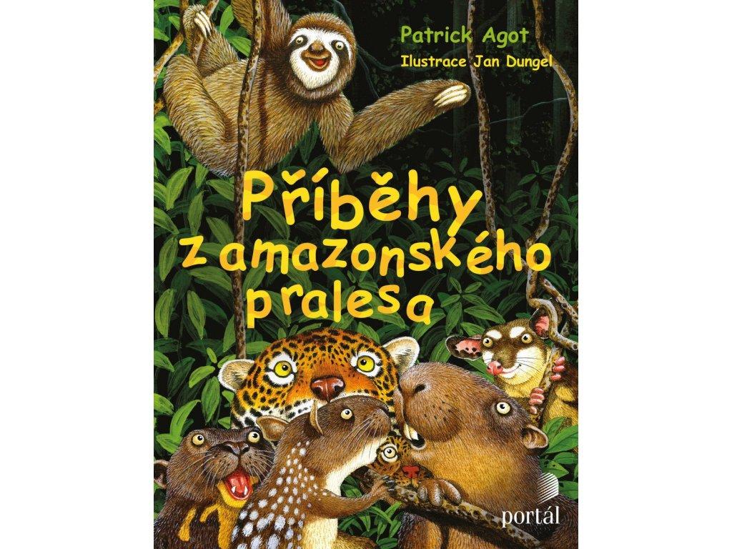 pribehy z amazonskeho pralesa