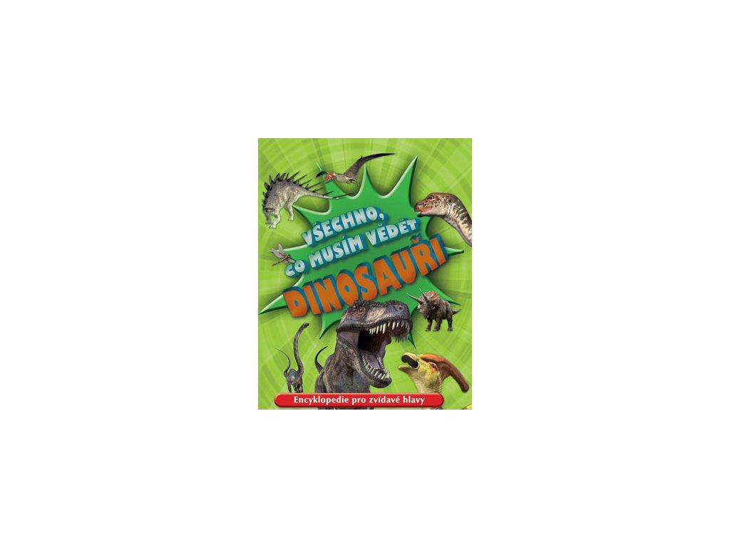 Všechno, co musím vědět – dinosauři