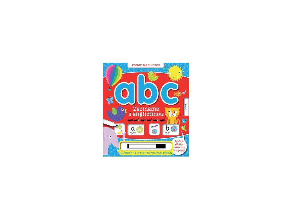 Pomoz mi s úkoly - ABC začíname s angličtinou