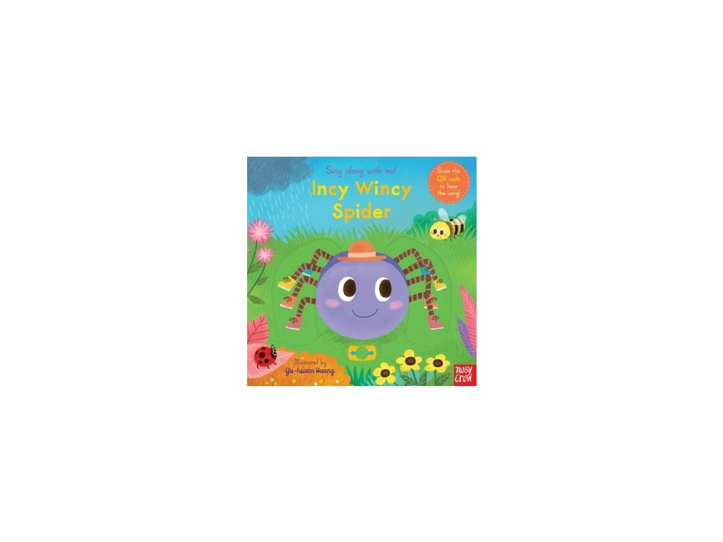 Sing Along With Me Incy Wincy Spider 914 1 325x325