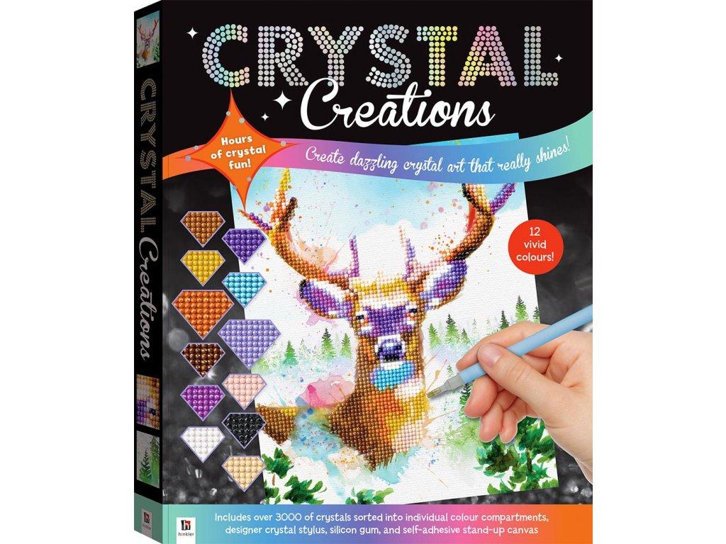 P04900 Crystal Creations deer