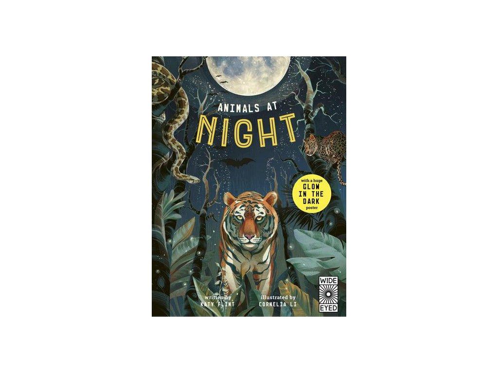 Animals at Night - Glow in the Dark