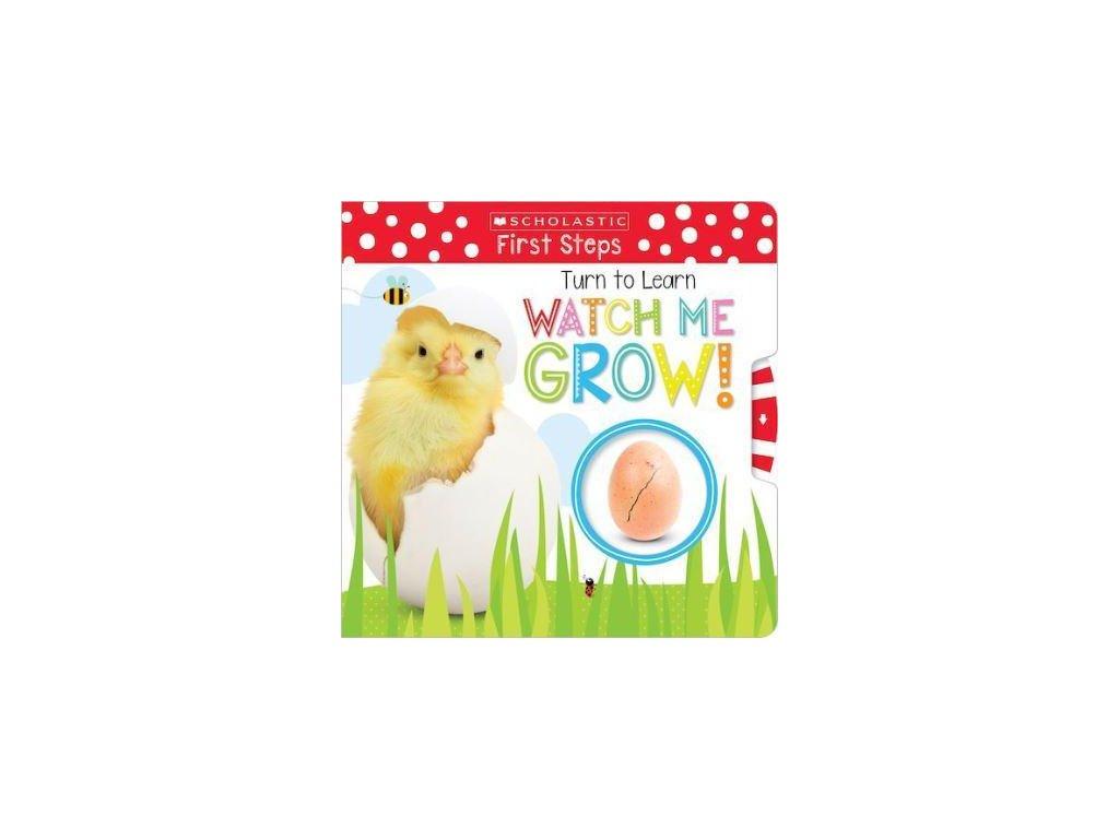 Turn to Learn Watch Me Grow!