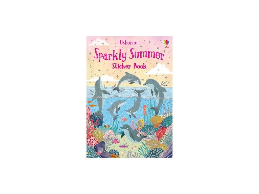Sparkly Sticker Book Summer