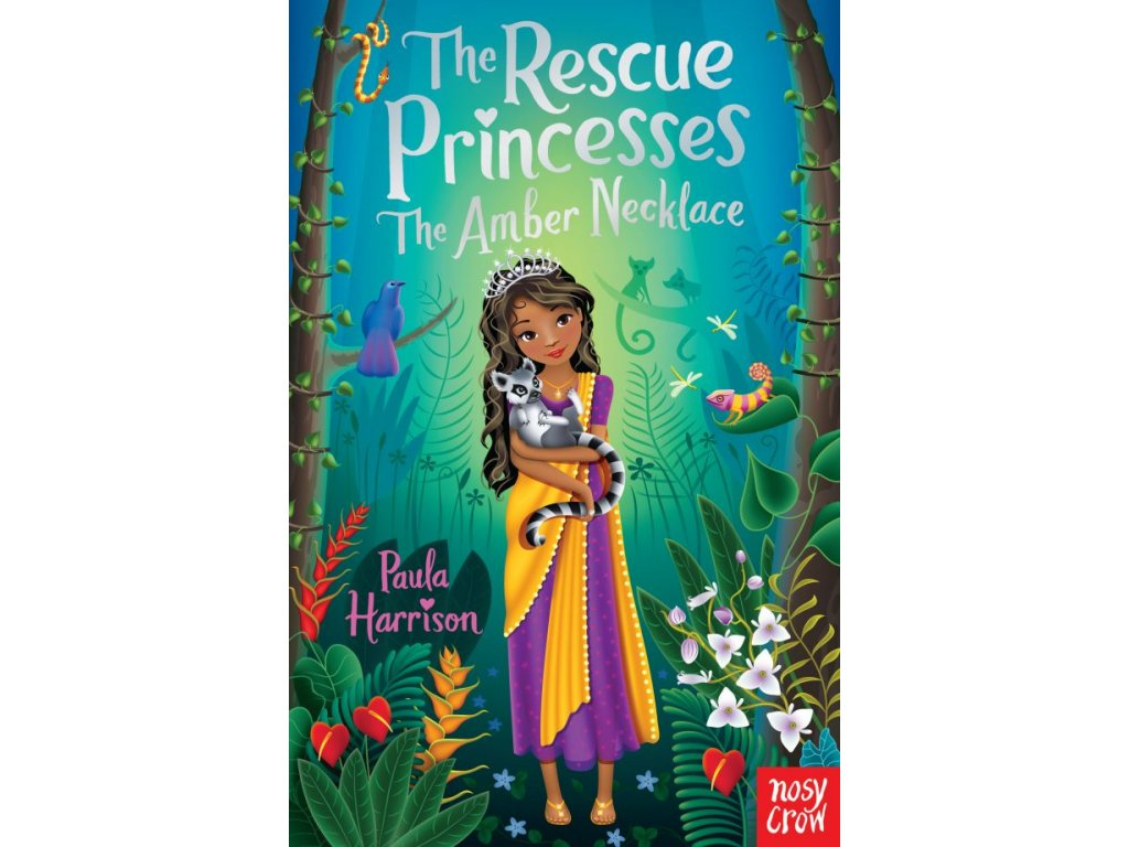 The Rescue Princesses The Amber Necklace 1272 1 600x922