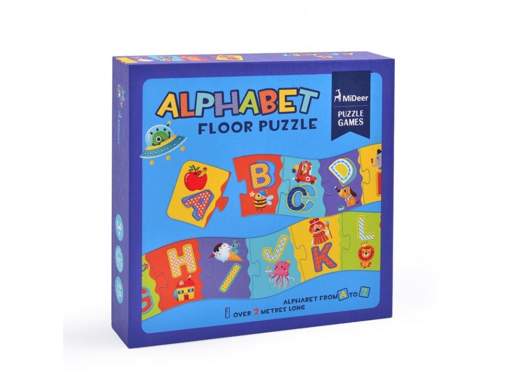 MiDeer Abeceda puzzle