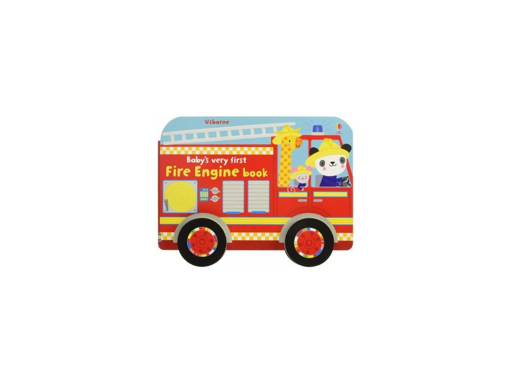Baby's very first: Fire Engine book