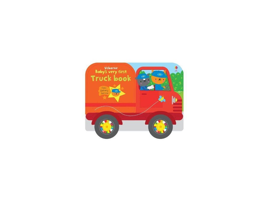 Baby's very first: Truck book