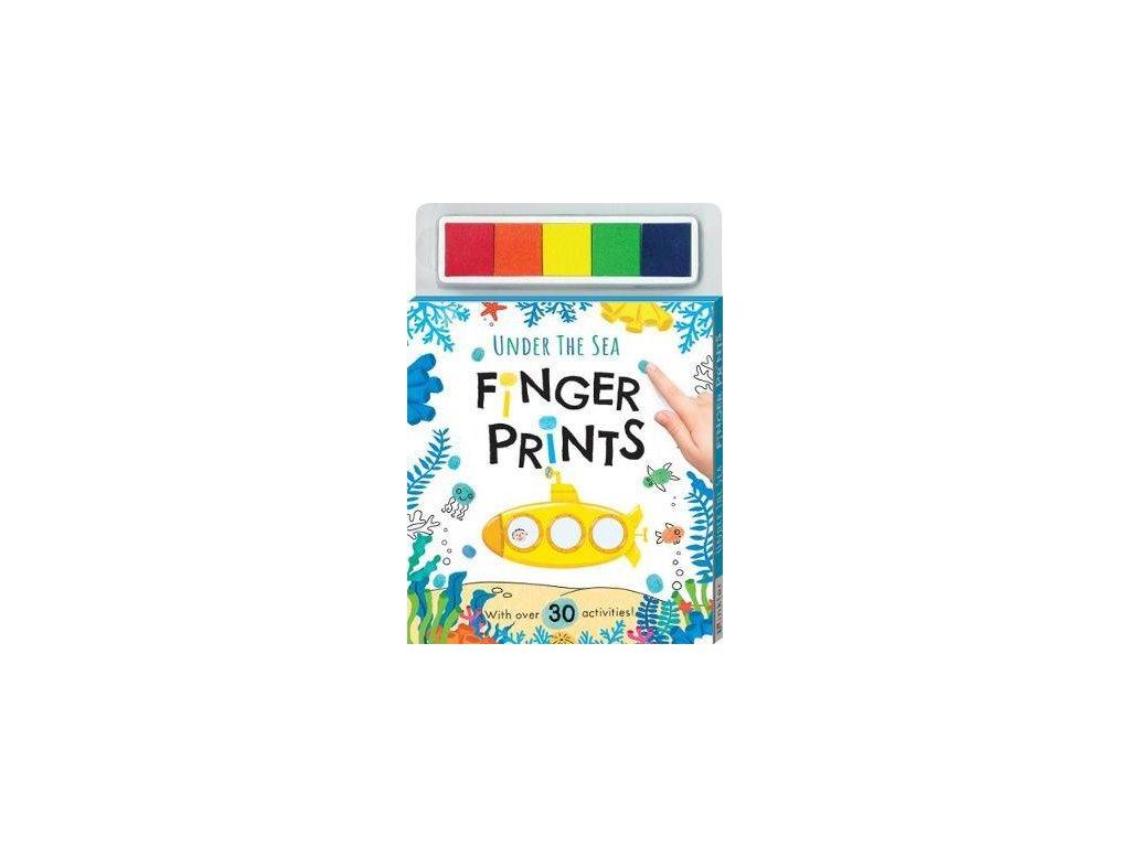 Under the Sea Finger Prints Kit