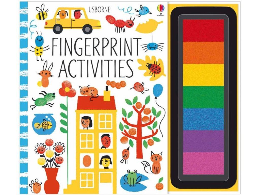 9781409581895 fingerprint activities cover