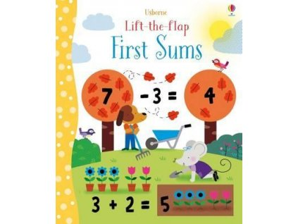 Lift-the-flap: First Sums