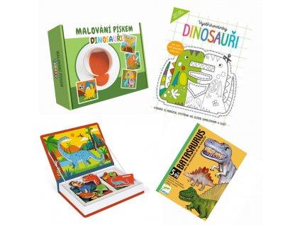 dinosauri set
