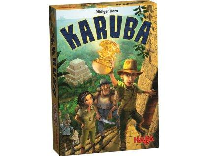 Haba HRA Společenská hra pro děti Poklad Karuba od 5 let