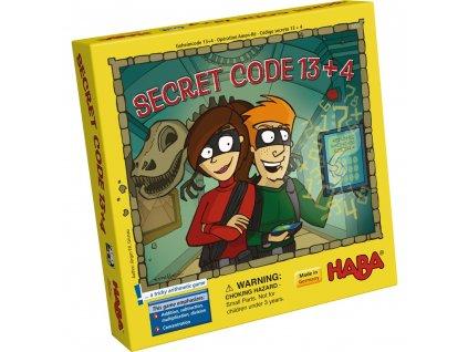 Haba Hra Secret Code 13 + 4 od 8 let