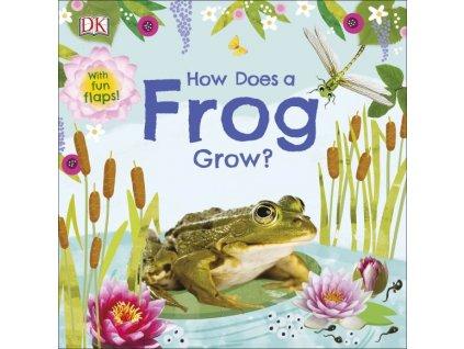 frog grow