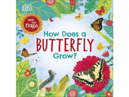 butterfly grow