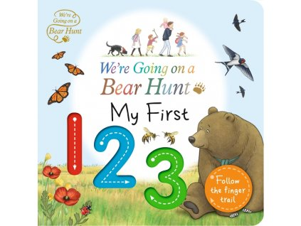 My First 123 - We´re going on a Bear Hunt