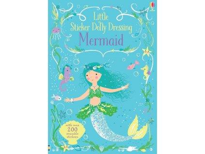 Little Sticker Dolly Dressing Mermaid