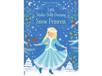 9781474936729 sdd little dolly dressing snow princess