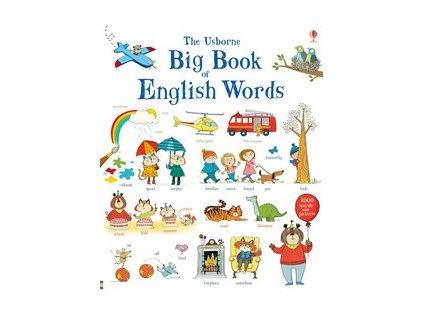 Big book english words