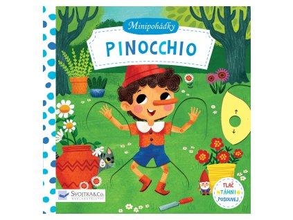 Minipohádky – Pinocchio