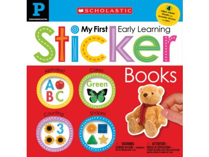 My First Early Learning Sticker Box