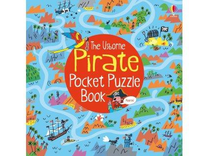 pirate puzzle book