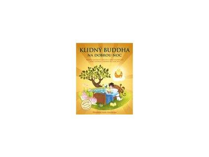 Klidný Buddha na dobrou noc s CD